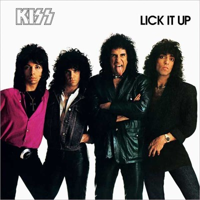 Lick It Up [180 Gr Limited Edition, Mp3 Download Voucher]