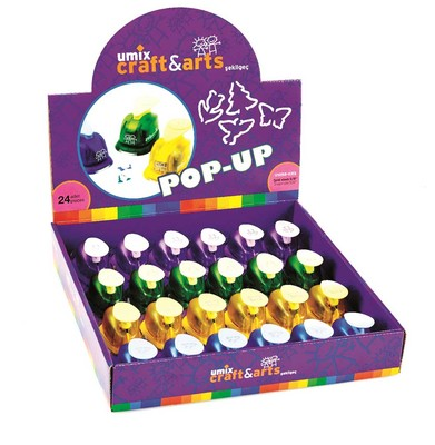Craft And Arts Orta Boy Pop-Up Sekilgeç U1058-Krs 51005180