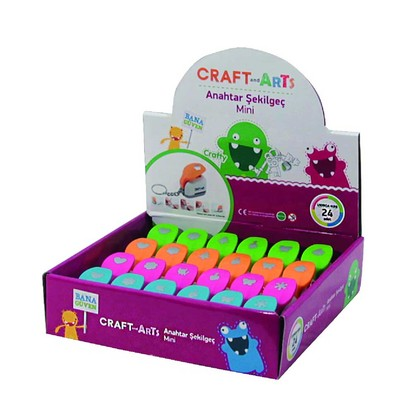 "Craft And Arts Anahtarlik Sekilgeç 3/8"" U1090A-Krs 51008802"