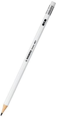 Stabilo Beyaz Silgili Kursun Kalem 4907/2B-52 51008985
