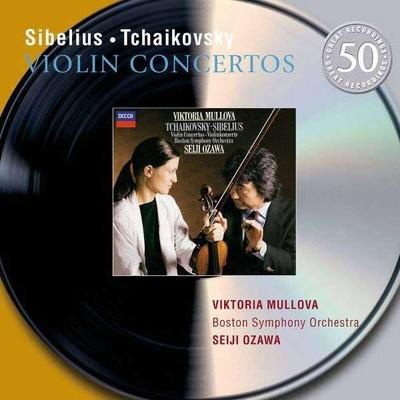 Sibelius Tchaikovsky: Violin Concertos [Boston Symphony Orchestra Seiji Ozawa]