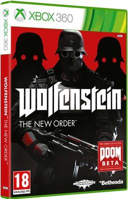 Wolfenstein: The New Order XBOX