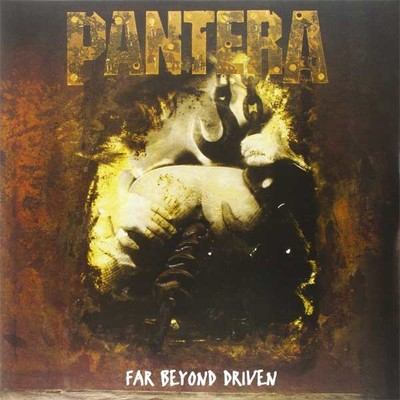 Far Beyond Driven (Lp)