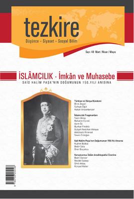 Tezkire Dergisi Sayı: 48 (Mart, Nisan, Mayıs)