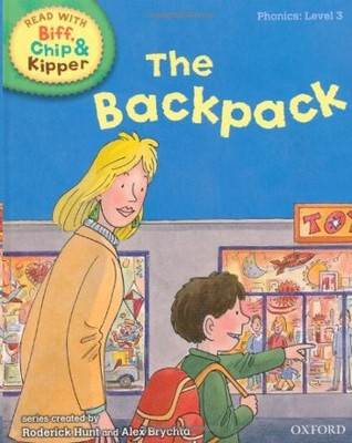 ORT Read With Biff, Chip and Kipper PHONICS Level 3 The Backpack