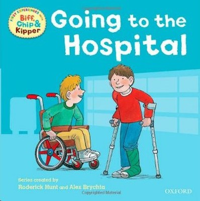 Going to the Hospital  *NEW for January 2014*