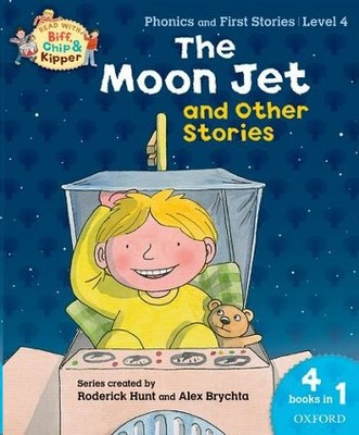 Oxford Reading Tree Read With Biff, Chip, and Kipper: Level 4 Moonjet