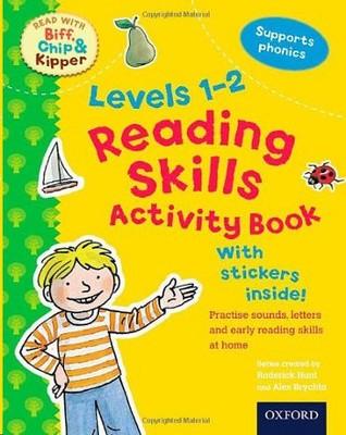 Level 1-2 Reading Skills Activity Book