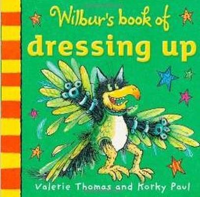 Wilbur's Book Of Dressıng Up (Apr) Board