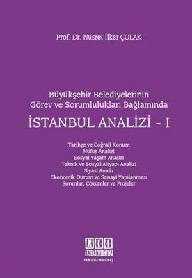 Büyükşehir Belediyelerinin Görev ve Sorumlulukları Bağlamında İstanbul Analizi - 1