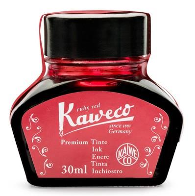 Kaweco Şişe Mürekkep Kırmızı 30 ml.