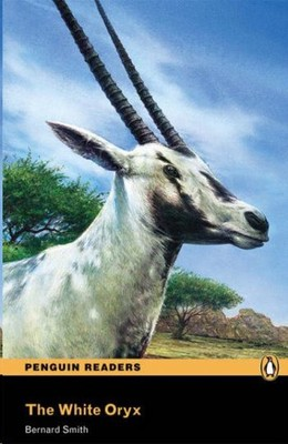Plpr Es-The White Oryx Bk/Cd Pk Easystarts