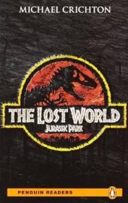 Plpr4-The Lost World-Jurassic Park Bk/Mp3 Pk Level 4
