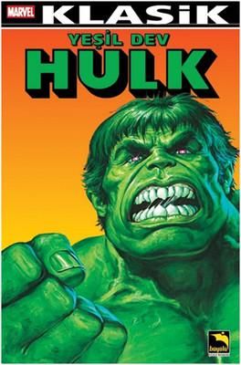 Yeşil Dev Hulk Klasik - Cilt 3