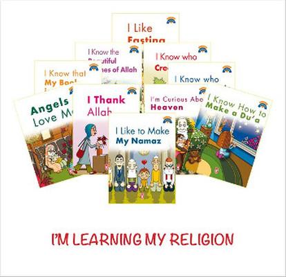 Dinimi Öğreniyorum - 10 Kitap Set