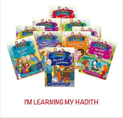 Hadisleri Öğreniyorum - 10 Kitap Set