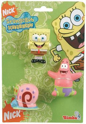 Sponge Bob Üçlü Su Fiskirtan Kuvvet Oyuncagi