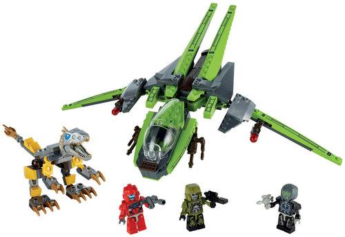 Kre-O Transformers Lockdown Hava Saldirisi 203 Prç A6956