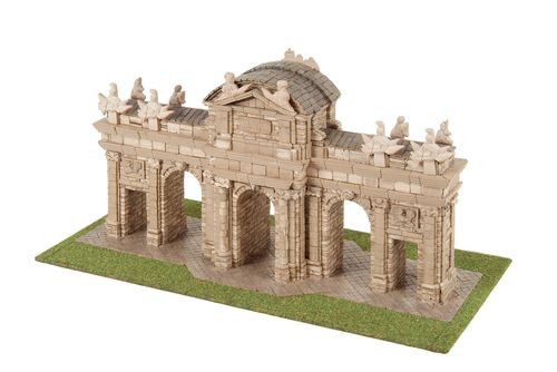 Domenech Puerta De Alcala - Madrid Tas Ev Maketi DOM03-3629
