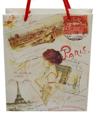 Deffter Lovely Bag No: 9 / Paris Paris-2 64668-5