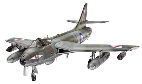 Revell Hawker Hunter Fga 4703 Zorluk 5