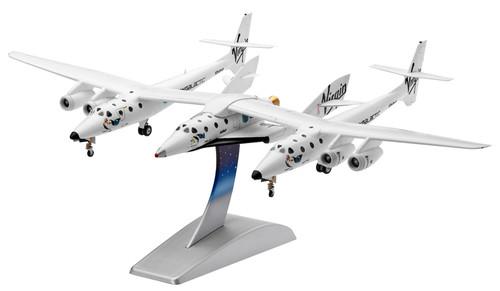 Revell M. Set Space Ship&Carrier 64842