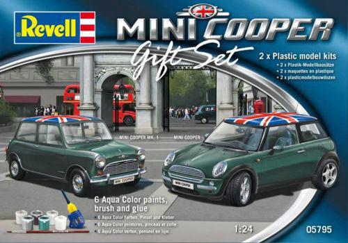 Revell G.Set Mini Cooper  5795 Zorluk 3