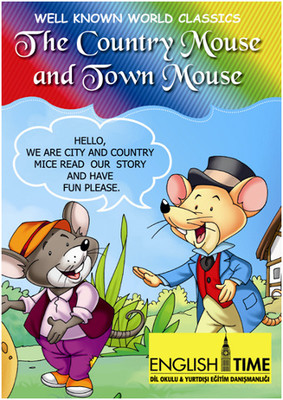 The Country Mouse And Town Mouse