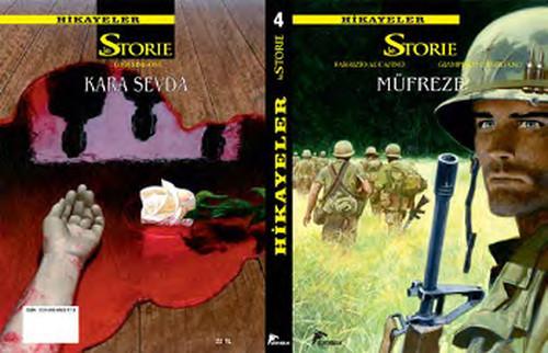 Le Storie Hikayeler 4 - Kara Sevda - Müfreze