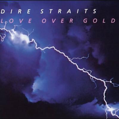 Love Over Gold[180 Gr.Audiophile Vinyl Mastered From Original Anologue Master Tapes+Mp3 Download V.]