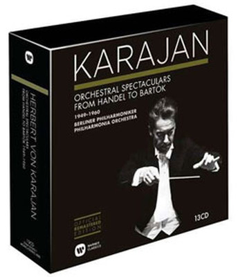 Orchestral Spectacular (13xCd)