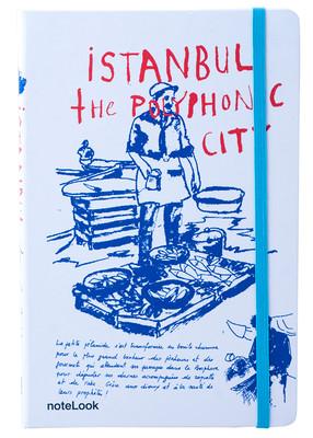 Notelook A6 İstanbul Balıkçı Çizgisiz
