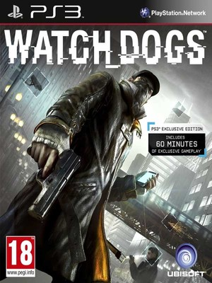 Watch Dogs STD PS3