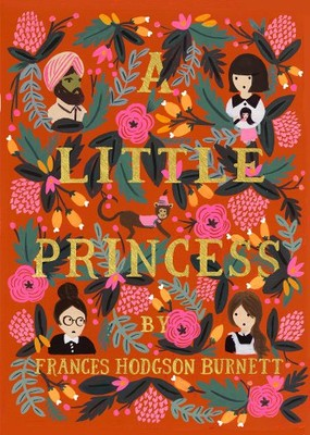 A Little Princess (Puffn in Bloom)