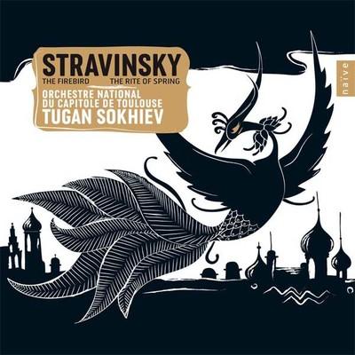 Stravinsky: The Firebird, The Rite Of Spring