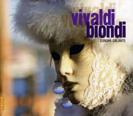 Vivaldi / Biondi - The Four Seasons, String Concertos...