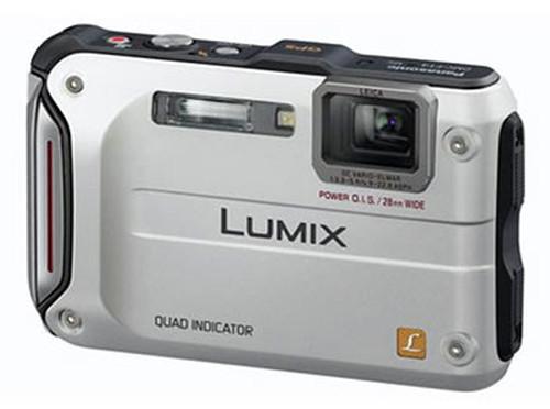 Panasonic Lumix DMC-FT4 Sualtı Dijital Fotoğraf Makinesi Gümüş