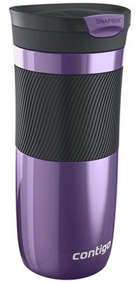 Contigo Stainless Steel Double Wall Vacuum Insulated Tumbler Violet-Menekse 1000-0330