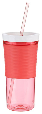 Contigo Autoclose Tumbler With Straw Watermelon-Karpuz 1000-0328