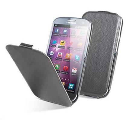Ttec Dik Kapakli Kilif Sam. Galaxy S3 Ultra Ince  Siyah 2KLDK77