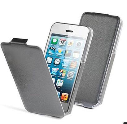 Ttec Dik Kapakli Kilif iPhone 5 Ultra Ince  Siyah 2KLDK89