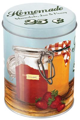Nostalgic Art Homemade Marmalade Yuvarlak Teneke Saklama Kutusu 30507