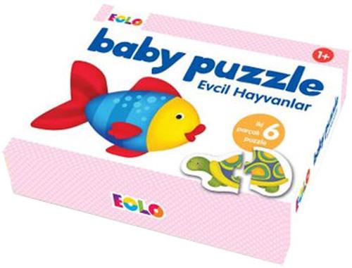 Baby Puzzle - Evcil Hayvanlar