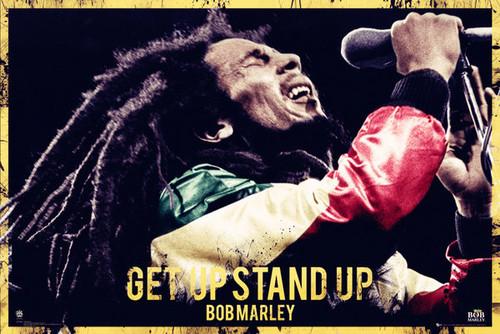 Bob Marley Get Up Stand Up LP1281