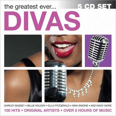 The Greatest Ever-Divas 5Cd
