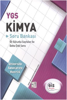 EİS YGS Kimya Soru Bankası