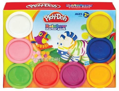Play Doh Hamurlar Gökkuşağı Seti A7923