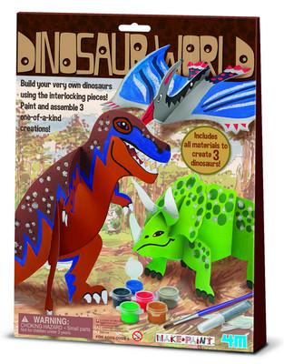 4M Dinosaur World / Dinozor Dünyası 3823