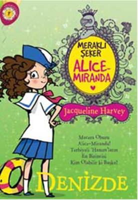 Meraklı Şeker Alice Miranda - Denizde