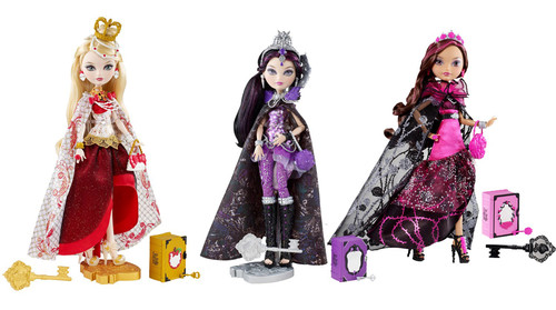 Ever After High Karar Günü BCF47